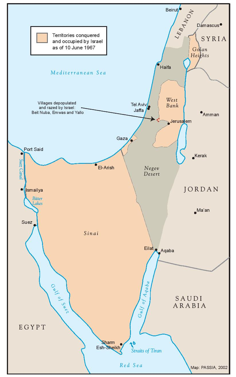 Passia Maps Palestine The Sykes Picot Agreement 1916