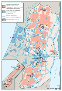 WEST BANK AND GAZA STRIP, MARCH 2000