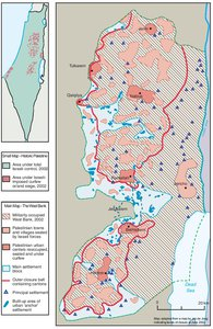 THE REINVASION OF THE PALESTINIAN TERRITORIES, 2001-2002